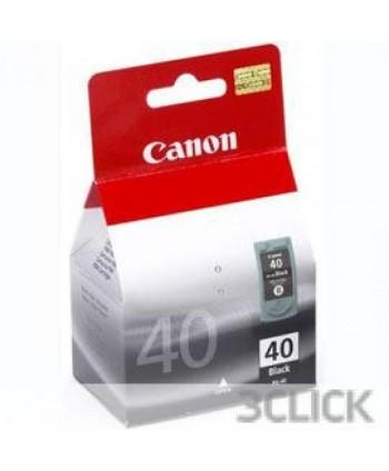 CARTUCCIA CANON PG-40 NERO ORIGINALE (Cod. 0615B001)