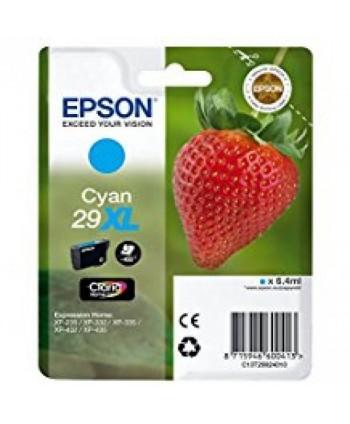 CARTUCCIA EPSON 29XL CIANO ORIGINALE (Cod. T2992)