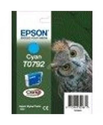 CARTUCCIA EPSON T0792 CIANO ORIGINALE (Cod. C13T0792)