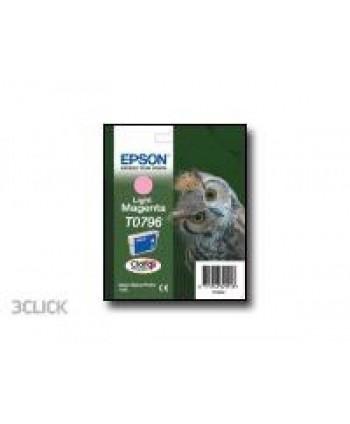 CARTUCCIA EPSON T0796 MAGENTA LIGHT ORIGINALE (Cod. T0796)