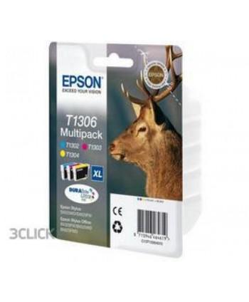 CARTUCCIA EPSON T1306 COLORE ORIGINALE (Cod. T1306)