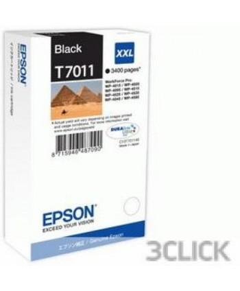 CARTUCCIA EPSON T7011 NERO XXL ORIGINALE (Cod. T7011)